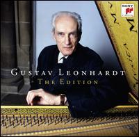 Gustav Leonhardt: Jubilee Edition - Anner Bylsma (cello); Barthold Kuijken (flute); Bob van Asperen (harpsichord); Frans Brüggen (recorder);...