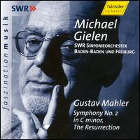"Gustav Mahler: Symphony No.  2 in C minor ""The Resurrection"" - Cornelia Kallisch (mezzo-soprano); Juliane Banse (soprano); Berlin Radio Chorus (choir, chorus);..."