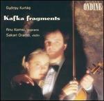 Györg Kurtág: Kafka fragments