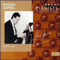 Gyorgy Cziffra - György Cziffra (piano)