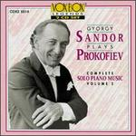 Gyorgy Sandor Plays Prokofiev