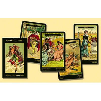 Gypsy Oracle Cards - Zingara, Sibilla Della