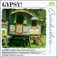 Gypsy! - Emma Johnson (clarinet); English Chamber Orchestra (chamber ensemble); Gusztav Fenyo (piano); Julius Drake (piano);...