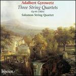Gyrowetz: Three String Quartets
