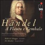 H�ndel: A Flauto e Cembalo