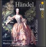 Händel: Cantatas; Trio Sonatas