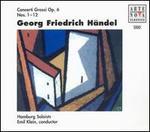 Händel: Concerti Grossi Op. 6, Nos. 1-12 (Box Set)