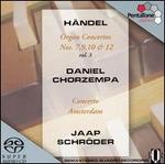 H�ndel: Organ Concertos, Vol. 3