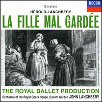 Hérold-Lanchbery: La Fille Mal Gardée [Excerpts] - Royal Opera House Covent Garden Chorus and Orchestra; John Lanchbery (conductor)
