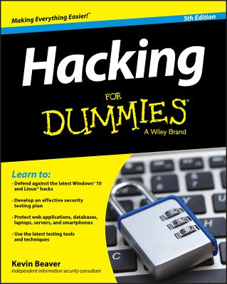 Hacking for Dummies - Beaver, Kevin