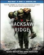 Hacksaw Ridge [Blu-ray/DVD] [2 Discs] - Mel Gibson