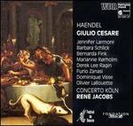 Haendel: Giulio Cesare - Barbara Schlick (vocals); Bernarda Fink (vocals); Derek Lee Ragin (vocals); Dominique Visse (vocals); Furio Zanasi (vocals);...