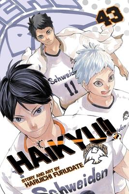 Haikyu!!, Vol. 43 - Furudate, Haruichi