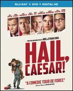 Hail, Caesar! [Includes Digital Copy] [UltraViolet] [Blu-ray/DVD] [2 Discs]