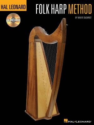 Hal Leonard Folk Harp Method - Gilchrist, Maeve