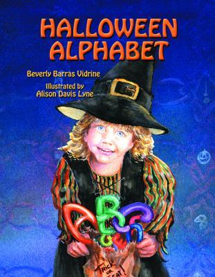 Halloween Alphabet - Vidrine, Beverly