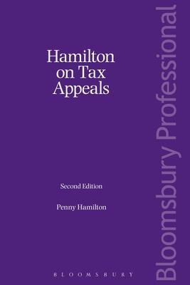 Hamilton on Tax Appeals - Hamilton, Penny