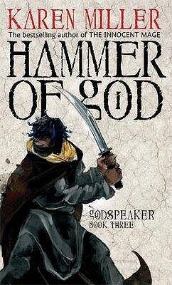 Hammer of God - Miller, Karen