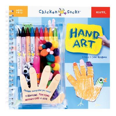 Hand Art - Klutz Press (Creator)