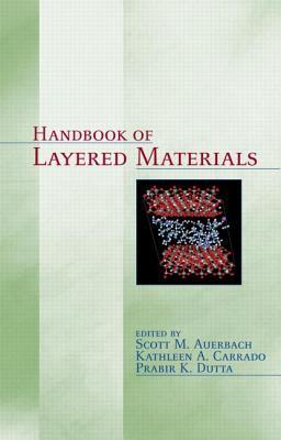 Handbook of Layered Materials - Corrado, Kathleen A