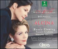 Handel: Alcina - Eric Demarteau (bass); Juanita Lascarro (soprano); Kathleen Kuhlmann (contralto); Laurent Collobert (bass);...