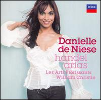 Handel: Arias - Danielle de Niese (soprano); Les Arts Florissants Orchestra; William Christie (conductor)