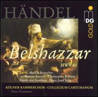 Handel: Belshazzar, HWV 61 - Christopher Robson (alto); Franz-Josef Selig (bass); Markus Brutscher (tenor); Patrick van Goethem (alto);...