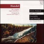 Handel: Complete Organ Concertos, Vol. 2