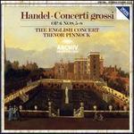 Handel: Concerti Grossi, Op. 6 Nos. 5-8