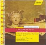 Handel: Concertos for Organ and Orchestra