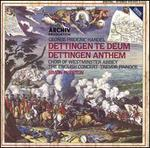 Handel: Dettingen Te Deum; Dettingen Anthem - Christopher Tipping (alto); English Consort; Harry Christophers (tenor); Michael Pearce (bass); Stephen Varcoe (bass);...