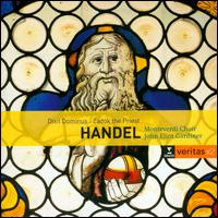 Handel: Dixit Dominus; Zadok the Priest; The ways of Zion do Mourn - Alastair Thompson (tenor); Charles Brett (counter tenor); David Wilson-Johnson (bass); Felicity Palmer (soprano);...