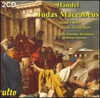 Handel: Judas Maccabeus - Alexander Young (tenor); Christopher Keyte (bass baritone); Heather Harper (soprano); Helen Watts (contralto);...