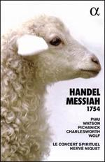 Handel: Messiah 1754