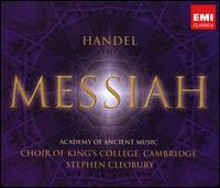 Handel: Messiah [2009 Recording] - Ailish Tynan (soprano); Alastair Ross (harpsichord); Alice Coote (mezzo-soprano); Allan Clayton (tenor);...