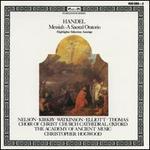 Handel: Messiah - A Sacred Oratorio [Highlights]