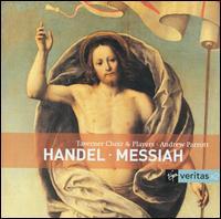 Handel: Messiah - David Thomas (bass); Emily van Evera (soprano); Emma Kirkby (soprano); James Bowman (counter tenor); Joseph Cornwell (tenor);...