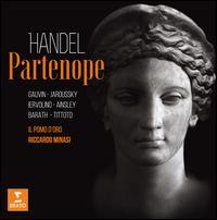 Handel: Partenope - Emoke Baráth (soprano); John Mark Ainsley (tenor); Karina Gauvin (soprano); Luca Tittoto (bass);...