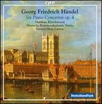 Handel: Six Piano Concertos, Op. 4