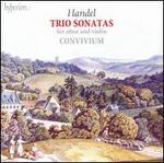 Handel: Trio Sonatas for Oboe and Violin