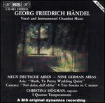 Handel: Vocal and Instrumental Chamber Music