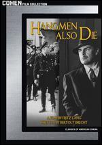 Hangmen Also Die! - Fritz Lang
