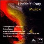 Hann Kulenty: Music 4
