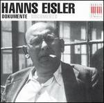 Hanns Eisler: Documents