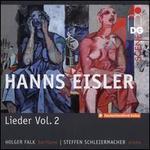 Hanns Eisler: Lieder, Vol. 2