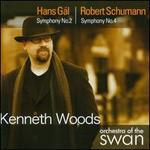 Hans Gál: Symphony No. 2; Robert Schumann: Symphony No. 4