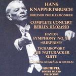 Hans Knappertsbusch - Complete Concert, Berlin, 02.02.1950