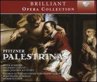 Hans Pfitzer: Palestrina - Adelheid Vogel (vocals); Andreas Schmidt (vocals); Bernd Zettisch (vocals); Brigitte Eisenfeld (vocals);...