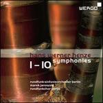 Hans Werner Henze: Symphonies Nos. 1-10