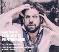 Hans Zender: Schuberts Winterreise - Julian Prégardien (tenor); Deutsche Radio Philharmonie Saarbrücken Kaiserslautern; Robert Reimer (conductor)